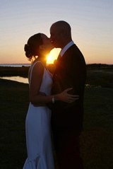 bayfront wedding