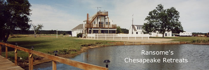 chesapeake bay rental