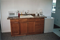 Modern Kitchenette efficiency